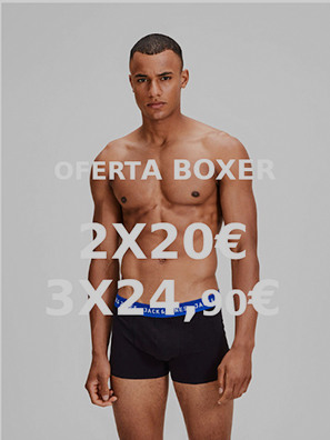 Oferta Boxer Hola Live Love Dream